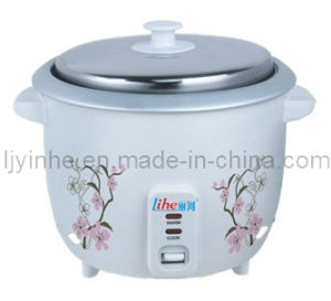 Drum Rice Cooker 01