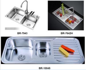 Sink-05, Stainless Steel Kitchen Sink pictures & photos