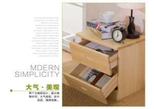 Solid Wooden Cabinet Drawers Cabinet Modern Style (M-X2072) pictures & photos
