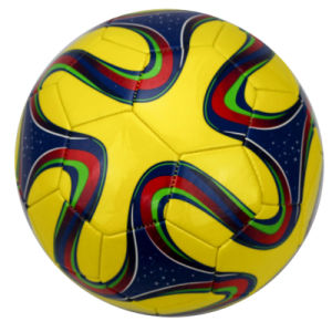 PVC. PU Football Soccer Ball pictures & photos