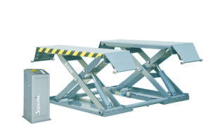 Low Scissor Lift, CE Approved