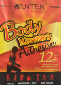 Adhesive Body Warmer pictures & photos
