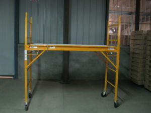 Steel Multi-Use Scaffold pictures & photos