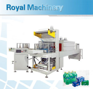Automatic Bottle Shrinking Wrapping Machine pictures & photos