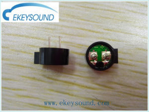 9.6mm Magnetic Buzzer with Side Output Holes pictures & photos