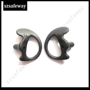 Comfortable Silicone Ear Insert for Motorola Surveillace Kit Earpiece pictures & photos