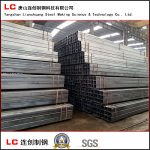 Black Steel Pipe with High Quality pictures & photos