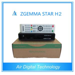Zgemma Star H2 DVB-S2 DVB-T2 Twin Tuner Satellite Receiver pictures & photos