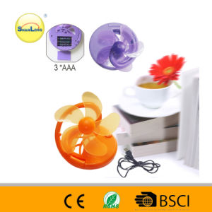 New Year Promotional Gifts Portable Mini Fan (56686)
