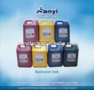 Solvent Ink for Large Format Printers pictures & photos