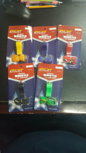Sports professional Referee Whistle with Lanyard pictures & photos