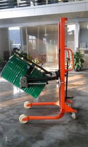 Oil Drum Manual/Oil Drum Carrier Hand Pallet Truck pictures & photos