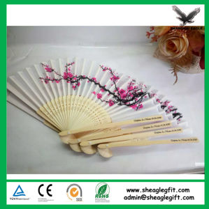 Chinese Painting Promotional Cloth Business Gift Fan pictures & photos