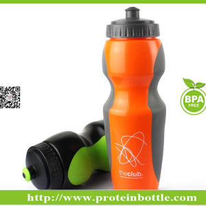 Best Selling 600ml Protein Shaker Bottle with Container pictures & photos