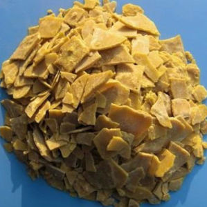 70% Yellow Flakes Sodium Hydrosulfide pictures & photos