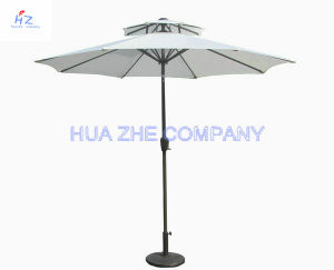 10FT Double Roof Umbrella Outdoor Garden Umbrella pictures & photos