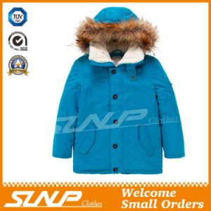 Winter New Design Children Clothes Kids Coat Boy′s Casual Coat