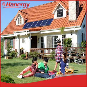 Hanergy 2kw Solar Power Panel System with Solar Power Plant