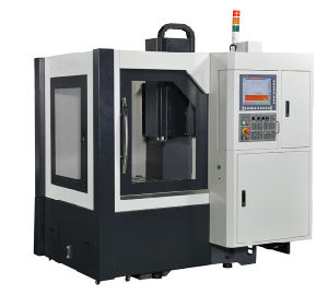 CE/ISO9001/SGS CNC Metal Engraving Machine (CEM-650) pictures & photos