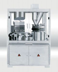 Njp-3500b High Speed Capsule Filling Machine