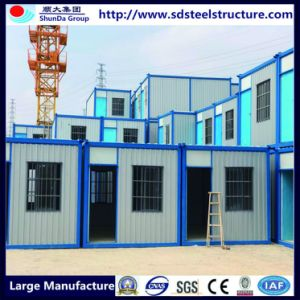 Modern Prefab Prefabricated Container Home House Cabin pictures & photos