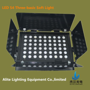 Alite Lighting Lowest Price and High Quality 54 Three Basic Color Soft Light/LED Basic LED Long Erco Stage Motorized Linear Wall Washspotlight