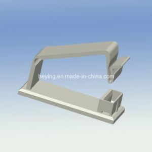 Plastic Injection Nylon Cable Clip pictures & photos