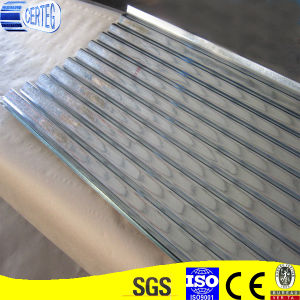 Galvanized Corrugated Gi Steel Roofing Sheet pictures & photos