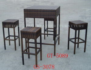 Bar Table Chairs (GT-5089) for Bar & Hotel & Outdoor