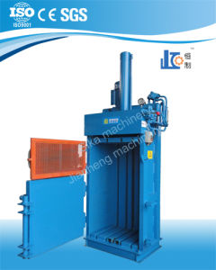 Vms10-6040 Hydraulic Compactor Press Baler for Waste Paper, Trimming Paper, Pet Bottele, Plastic, Carboard pictures & photos