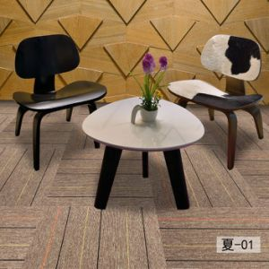 1/10 Gauge Office Hotel Home Carpet Tile - Xia with PVC Backing pictures & photos