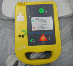 Hospital and Family Use Aed Automated External Defibrillator pictures & photos