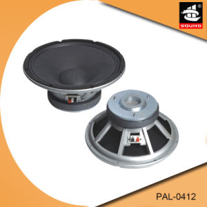 12 Inch Professional Woofer PAL-0412 pictures & photos