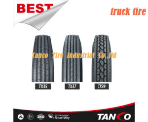 Truck Used 285/75r24.5 Truck Tyre with DOT Certificate for Us Market pictures & photos