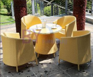 Patio Wicker Garden Outdoor Furniture PE Rattan Chair pictures & photos