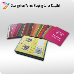 Custom Educational Cards Game Cards for Kids pictures & photos