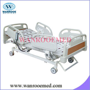 Bae501e High Quality Multi-Function Electric Hospital Bed with with Extension pictures & photos