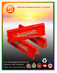 14GSM Semi Transparent Thin 1 1/4 Size Rolling Paper pictures & photos