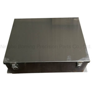 Sheet Metal Part of SGCC Electrial Communication Box pictures & photos