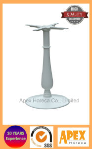 Outdoor Table Base Cast Iron Steel Restaurant Table Base Ab2228ci pictures & photos