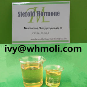 Fat Burning Injectable Oral Steroid Nandrolone Phenylpropionate 200mg/Ml pictures & photos