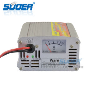 Suoer 12V 10A Car Portable Battery Charger (MA-1210AS) pictures & photos
