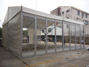 Double PVC Rooftop Luxury Outdoor Event Tent Wedding Party Tent pictures & photos