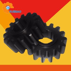 M8 C45 Construction Hoist Spare Parts Gear Pinion pictures & photos
