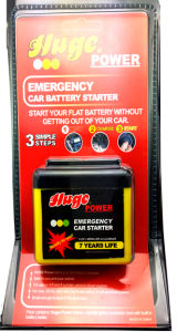 Emergency Car Starter /12V Jump Starter/ Car Booster Battery pictures & photos