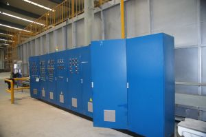 China Manufacturer Battery Material Sintering Furnace pictures & photos