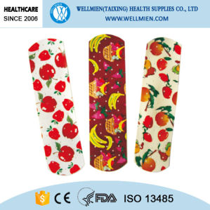Convenient Custom Printed Different Shape Band Aid pictures & photos