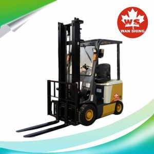 1.5 Ton Environmental Friendly Electric Forklift Trucks pictures & photos