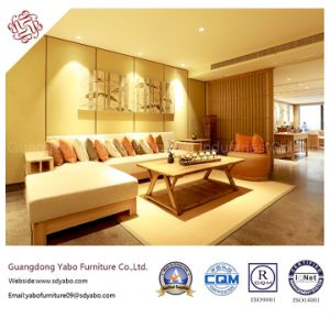 Concise Style Hotel Furniture with Living Room Furniture Set (YB-HC0329) pictures & photos