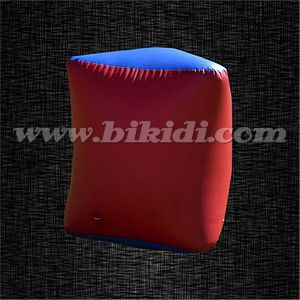 Tall Cake Bunker, Cheap Inflatable Paintball Cake Bunkers on Sale K8108 pictures & photos